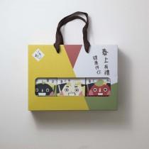 【春上米】3Q禮盒(黑豆*1+紅豆*1+白米*1)